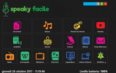 Nuova versione Speaky Facile® 5.0